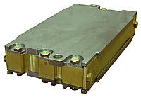 Подвесные магнитные плиты (подвесные железоотделители) с механической (ручной ) очисткой.