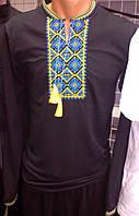 Мужская рубашка вышиванка
