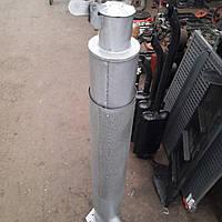 Глушитель Т-150 163.10.017 вертикальный с защитным экраном