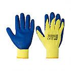 Рукавички господарські універсальні Reis жовто-сині