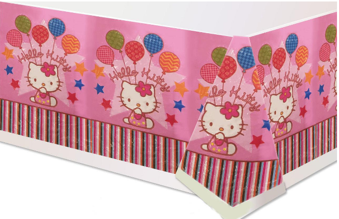 Скатерть Bonita Hello Kitty 110х180 см