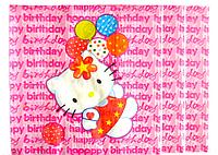 Салфетки столовые Bonita Hello Kitty 33х33 см 20 шт