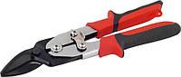 Ножницы по металлу(правые) 250мм,max 1,2mm Miol 48-050