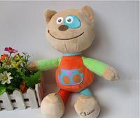 Мягкая игрушка кот Chicco, фото 1
