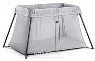 Складной манеж-кровать BabyBjorn Travel Crib Light Light черный Складной манеж-кровать BabyBjorn Travel Crib Light