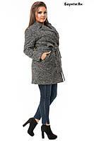 Женское пальто батал Баунти Ян