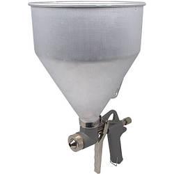 Пневмопистолет для нанесения цемента с алюм.баком Miol 81-562