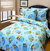 Детское постельное белье в кроватку Кармашки гол., бязь белорусская 100%хлопок