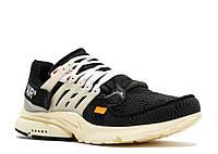 Мужские кроссовки Nike Air Presto The Ten OW Off White