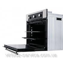 Духовые шкафы EO56M-6K BK/X, фото 2