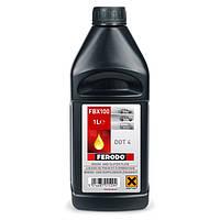 Тормозная жидкость Ferodo 1л (DOT 4)