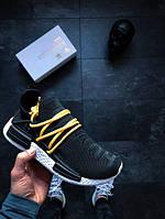 """Мужские кроссовки Adidas Human Race NMD x Pharrell Williams """"Pale Nude"""", Копия, фото 1"""