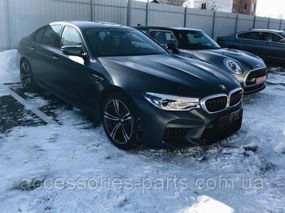 В Украине появилась самая быстрая BMW M5 в истории марки