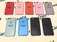 Чехол накладка на Apple iPhone 6 / 6S (9 цветов)