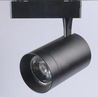 Трековый светильник 35Вт 4200К Ledmax Черный TRL35W7 BL Антиблик