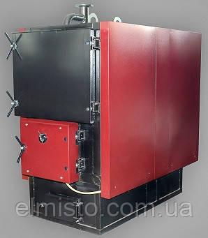 Котел Ardenz Т-100 3bar, 45-110Квт триходовий твердопаливний стальн. з футерованной топкою з ручн. завантаженням