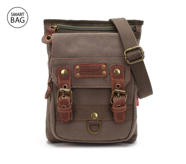 Небольшая мужская сумка Augur   хаки