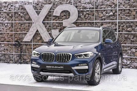 BMW X3 третьего поколения — в Украине!