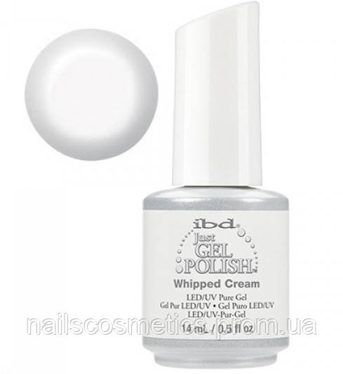 510 Just Gel Polish Whipped Cream, 14 ml. - гелевый лак