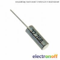 Кварцевый резонатор 32.768 kHz 3x8мм
