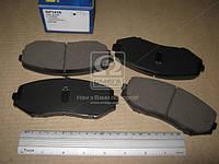 Колодка тормозная SUZUKI GRAND VITARA 06- передн. (производство SANGSIN) (арт. SP1416), ACHZX