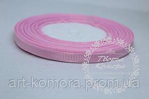 Репс 0,6 см, светло-розовый (0,6-138К), рулон