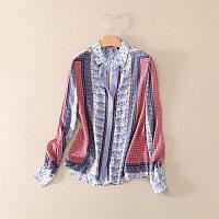 Женская стильная рубашка ZARA