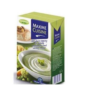 Вершки кулінарні без цукру 16%  Максім Кузін Master Martini