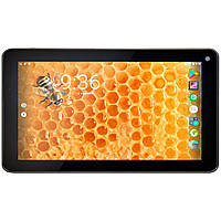 "☀Планшет 7"" LESKO Play 718 1/8GB Black Allwinner A33 4 ядра Android 6.0 IPS 1024x600 Wi-Fi"
