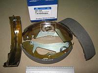 Колодки тормозные барабанные (Производство Mobis) 583054AA00, AFHZX