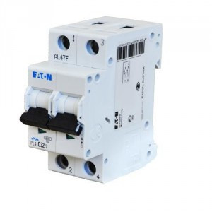 Автоматический выключатель EATON / Moeller PL4-C50/2 (293147)