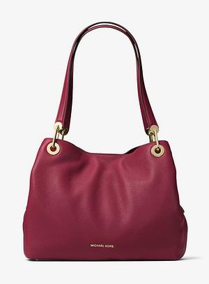 Сумка Michael Kors Raven Large Leather Shoulder Bag 30H6GRXE3L