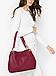 Сумка Michael Kors Raven Large Leather Shoulder Bag 30H6GRXE3L, фото 3
