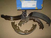 Колодка тормознаябарабан. MAZDA E2000, E2200 91- REAR (производство MK Kashiyama) (арт. K3349), AEHZX