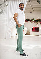 Мужские утепленные штаны трёхнитка. Разные цвета.