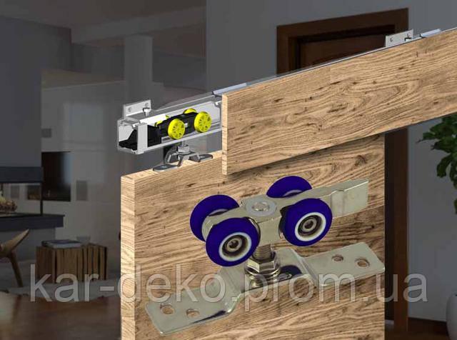 фото Механизм для раздвижных дверей 1 kar-deko.com