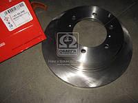 Диск тормозной (производство ASHIKA) (арт. 61-05-598), AEHZX