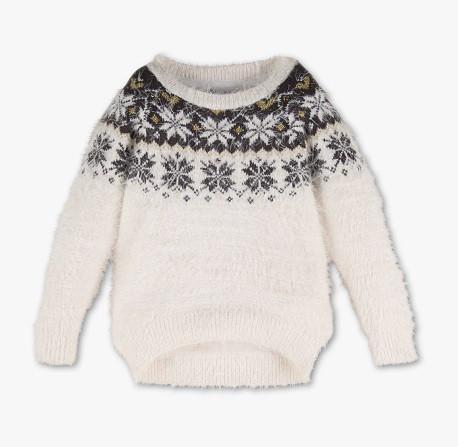 Очень красивый свитер на девочку 9-10 лет C&A Германия Размер 140