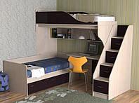 Кровать двухъярусная Алекс Комфорт, фото 1