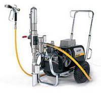 Окрасочное оборудование WAGNER HC 940E SSP (гипсовые шпаклевки)