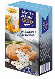 Вершки без цукру 34 % Master Gourmet Gold Master Martini