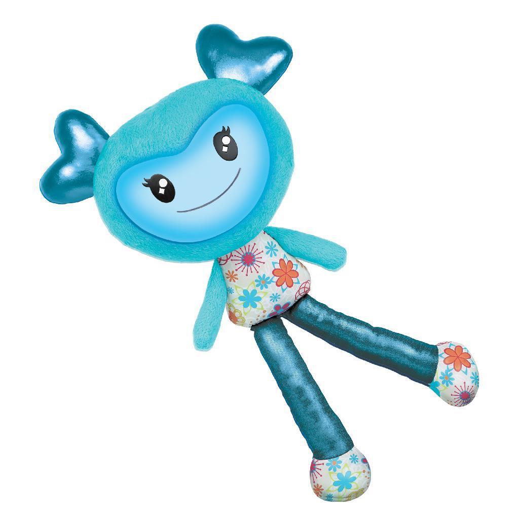 Игровая фигурка «Brightlings» (6033860) Интерактивная кукла Брайтлингс, (голубая)