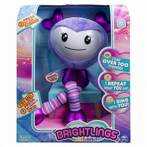 Интерактивная игрушка «Brightlings» (6033860) Интерактивная кукла Брайтлингс, (фиолетовая), фото 2