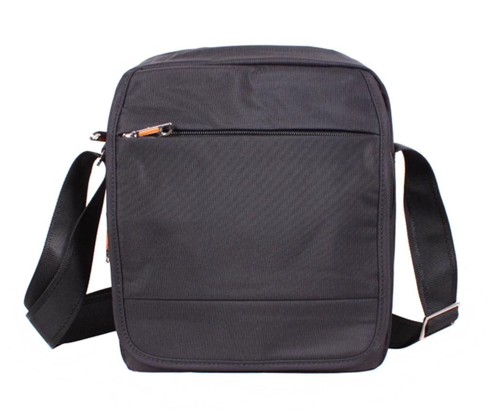 Мужская тканевая сумка NL231-31 черная