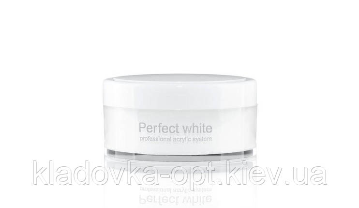 PERFECT WHITE POWDER (БАЗОВЫЙ АКРИЛ БЕЛЫЙ) 22 гр, фото 2
