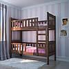 """Двухъярусная кровать """"Полночь"""""""