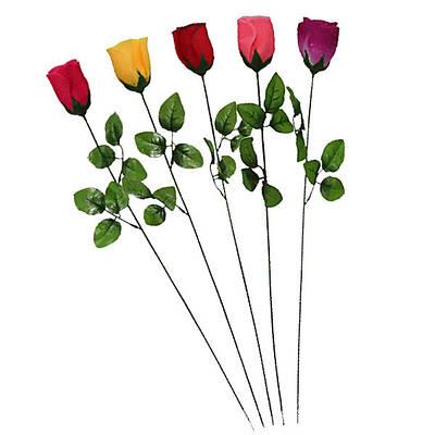Одиночные цветки и ветки