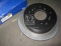 Диск тормозной задний (производство Mobis) (арт. 584113A300), AHHZX
