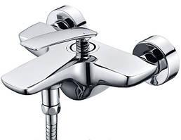 Смеситель для ванны Newarc Life 981511, хром