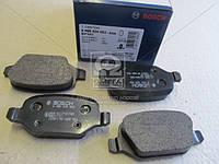 Торм колодки дисковые (производство Bosch), ACHZX